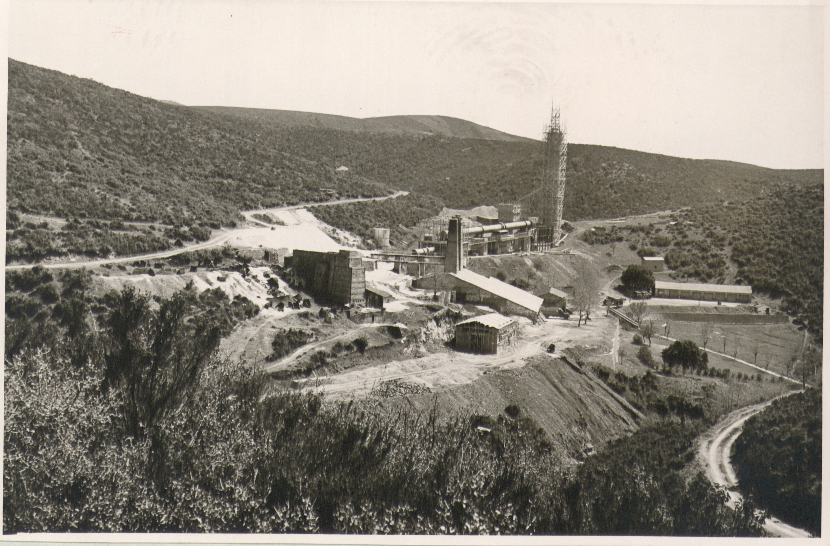 Scientific meeting with the topic «Mining Landscapes and Enterprises in Greece, 19th-20th Century»