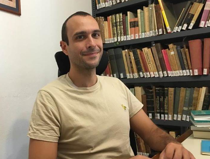 Dr. Yannis Spyropoulos earned a highly competitive ERC Starting Grant. The 4th ERC Grαnt for the Institute for Mediterranean Studies.